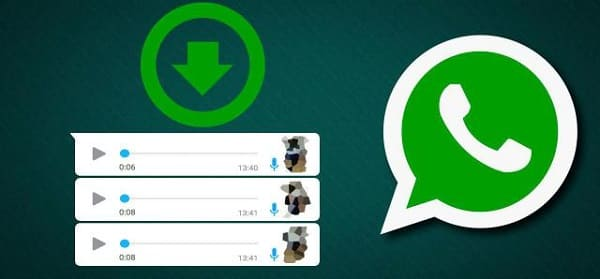 Como Baixar Áudio do WhatsApp Web Online
