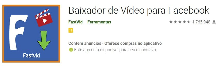 Como Baixar Vídeo do Facebook para o WhatsApp com Video Downloader