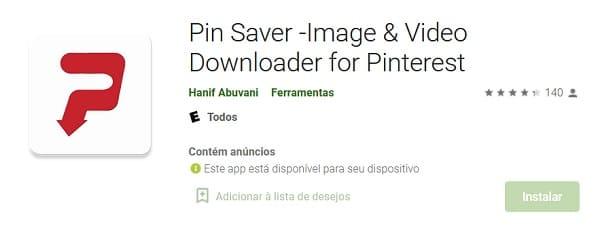 Como Baixar Vídeos do Pinterest no Android