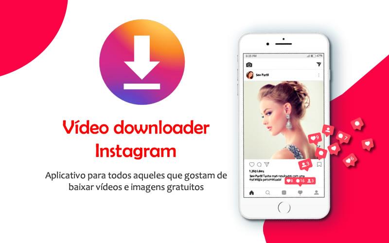 Vídeo downloader Instagram